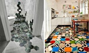 Идеи вашего дома: 17 идей отделки керамической плиткой для тех, кто не может определиться с видом и цветом