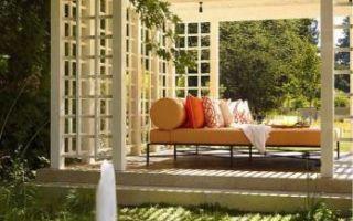 18 беседок для сада, которые редакция присмотрела для себя