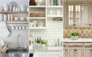 Идеи вашего дома: Красота и изящество любой кухни: какие материалы выбрать для оформления фартука