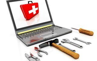 Когда идти в сервисный центр за ремонтом ноутбука?