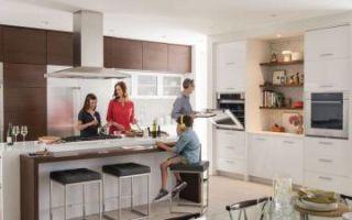 Встраиваемая техника на кухне: 5 железных доводов за