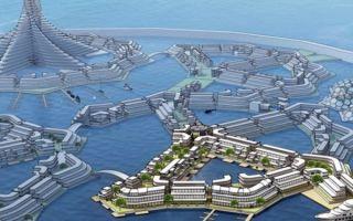 Первое государство свободы на воде появится в 2022 году: и никаких политиков