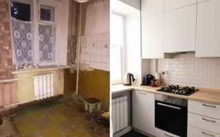 Идеи вашего дома: Как превратить «убитую» квартиру в стильное жилье: практичные варианты преобразования