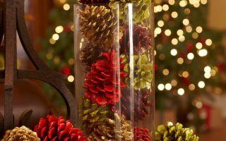 Новогодний декор своими руками: 7 видеоуроков
