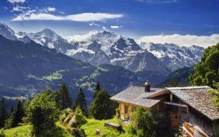 Архитектура: За переезд в альпийскую деревню швейцарцы заплатят желающим по 70 000 дол. подъемных, но надо выполнить ряд условий