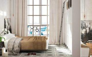 Как сделать белый интерьер уютным и женственным: романтичный пример
