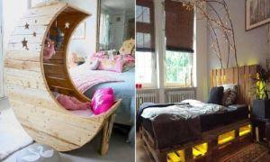 Идеи вашего дома: Как дёшево и быстро самому создать мебель из поддонов: Пошаговая инструкция