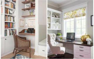 Идеи вашего дома: 14 идей, которые помогут обустроить комфортное рабочее место для фрилансера
