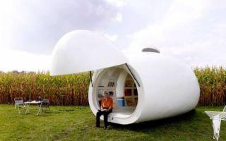 Как расширить свой дачный домик: гениальный пример