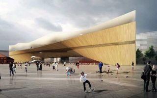 Архитектура: В Хельсинки открылась библиотека, которая вызвала у финнов небывалый ажиотаж и очереди