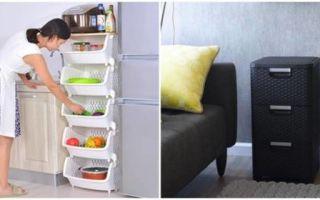 Идеи вашего дома: 6 идей пластиковой мебели, которая смотрится стильно и ничуть не бедно в интерьере
