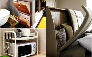 Идеи вашего дома: 17 эргономичных систем хранения, с которыми можно напрочь забыть о беспорядке в доме