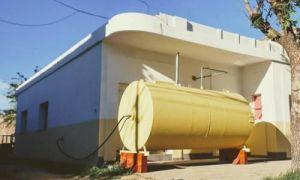 Архитектура: Смелое решение: Во что энтузиаст-дизайнер превратил старый топливный бак рядом со своим домом