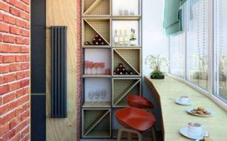 Балкон моей мечты — идеи обустройства и оформления