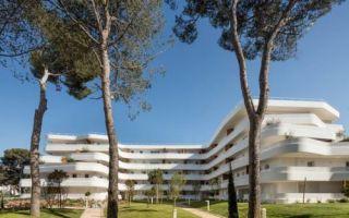 Жилой комплекс в Марселе