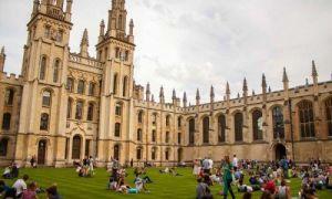 Архитектура: 5 впечатляющих университетских кампусов, в которых «грызть» гранит науки одно удовольствие