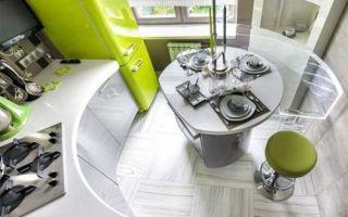 Идеи вашего дома: Как обустроить комфортную кухню даже на 6 кв м, следуя практичным советам настоящих профи