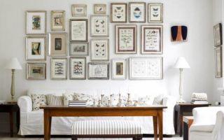 20 оригинальных способов украсить стены