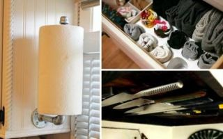 Идеи вашего дома: Копеечные системы хранения, с которыми каждой вещи найдется свое место (20 фото)