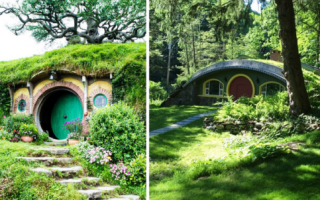 Архитектура: «Сказочный» загородный дом, в котором тепло даже в холодную пору