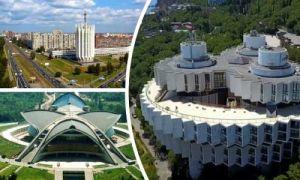 Архитектура: На грани безумства и величия: Футуристические здания советской эпохи
