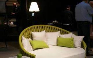 Новинки уличной мебели: для летней кухни, сада и террасы