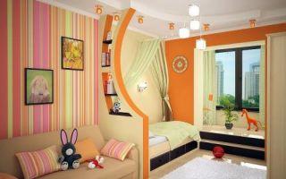 Идеи вашего дома: 5 базовых советов,  как правильно обустроить детскую комнату с учетом возраста ребенка