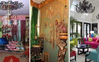 Идеи вашего дома: Пафосный интерьер «малогабаритки»: полная нелепость или ультрамодный стиль