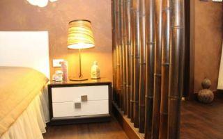 Идеи вашего дома: Как зонировать пространство в комнате с помощью межкомнатных перегородок