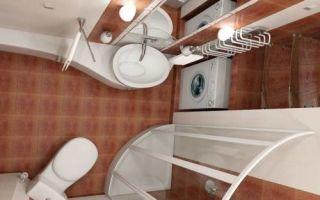 Идеи вашего дома: Как разместить все необходимое в маленькой ванной: 7 полезных советов и дизайнерских хитростей