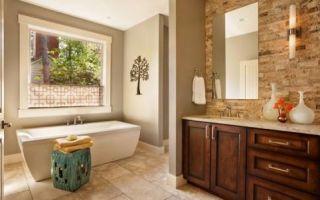 Идеи вашего дома: 10 способов освежить интерьер ванной комнаты, потратив на все минимум времени