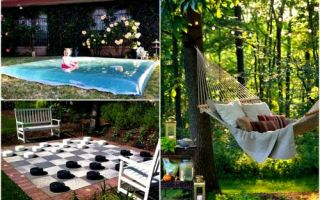 Идеи вашего дома: 13 идей для зон отдыха, которые можно воплотить в жизнь на собственной даче