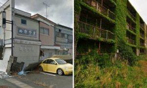 Архитектура: 10 призрачных заброшенных мест Японии, от вида которых становится не по себе