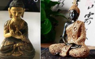 Идеи вашего дома: 10 жестов Будды: Как правильно разместить фигурки в интерьере, чтобы в дом пришло счастье и достаток