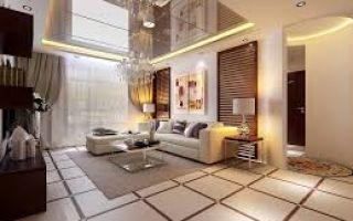 Зеркальный потолок – символ изысканности и хорошего вкуса