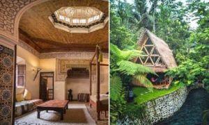 Архитектура: Самые востребованные туристические домики мира, где захочется остаться навсегда