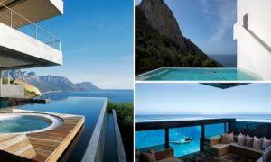 Идеи вашего дома: 10 бассейнов,  в которых  можно наслаждаться прелестями курортного сезона круглый год