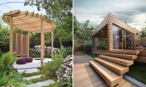Идеи вашего дома: Беседка на даче: как организовать красивую и удобную зону отдыха на свежем воздухе