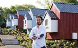 Архитектура: Шотландский ресторатор просто так построил для бездомных сограждан целую деревню