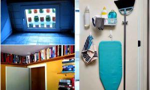 Идеи вашего дома: 17 отменных идей, которые помогут выжать максимум из тесной хрущевки