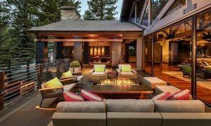 Идеи вашего дома: Очаровательные террасы и веранды, которые захочется соорудить на своем участке