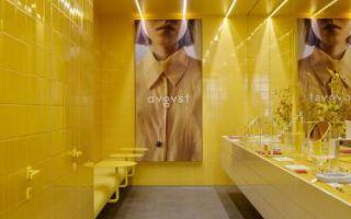 Новый проект Crosby Studios: магазин ювелирного бренда Avgvst в Москве