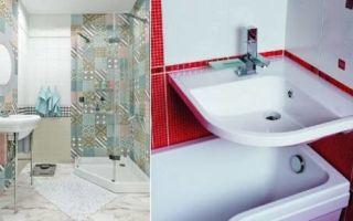 Идеи вашего дома: 20 идей, как сделать чертовски привлекательной ванную размером с чулан