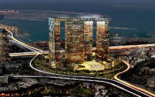 Архитектура: 10 футуристических сооружений мира, ставших реальностью