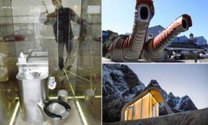 Архитектура: 10 общественных туалетов, в которых посетители напрочь забывают о своей «нужде»
