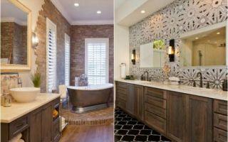 Идеи вашего дома: 20 вариантов ванных комнат, которые обязательно нужно взять на заметку тем, кто планирует ремонт
