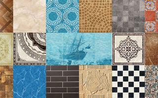 Лучшие производители керамической плитки в Саратове