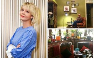 Идеи вашего дома: Юлия Меньшова похвасталась обновленным интерьером своей квартиры