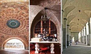 Архитектура: Арочные своды из кирпича: технология кладки и особенности строительства, которые не боятся землетрясений