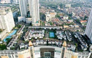Архитектура: Пригород под небесами, или Как в Индонезии построили деревню на крыше торгового центра
